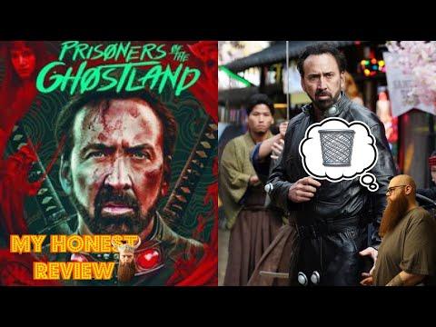 prisoners of the ghostland | 2021 film | MY HONEST SPOILER FREE REVIEW