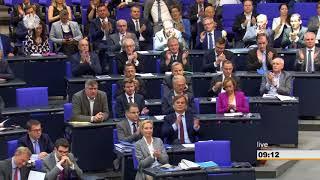 """Schlagabtausch zwischen Gauland und Schulz: """"AfD gehört auf den Müllhaufen ..."""""""