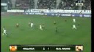 Real Mallorca 2- Real Madrid 1 (8s copa Rey 07-08)