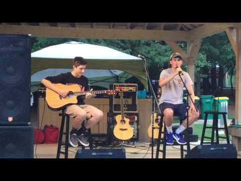 Patrick and Collin's 1st Performance - 7 Oaks - #2