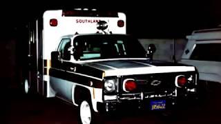 EMT  70's SOUTHLAND AMBULANCE,  no code-7