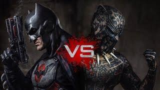 FLASHPOINT BATMAN vs KILLMONGER - Super Power Beat Down (Episode 25)