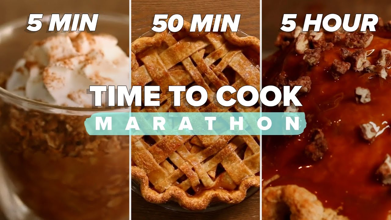 Time To Cook Marathon Tasty Recipes