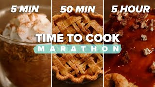 Time To Cook Marathon • Tasty