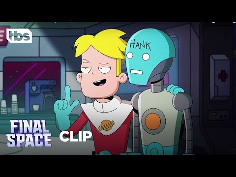 Final Space: Captain Gary | Chapter 1 [CLIP] | TBS