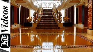 A look inside Burj Al Arab's most expensive suite