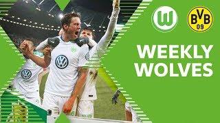 Der Spitzenreiter kommt   Weekly Wolves #WOBBVB