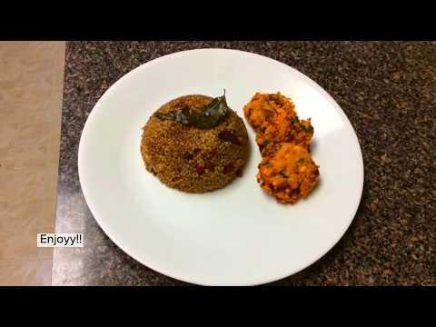 Kuthiraivali (Barnyard Millet) Puliodharai - Temple Style | குதிரைவாலி புளியோதரை