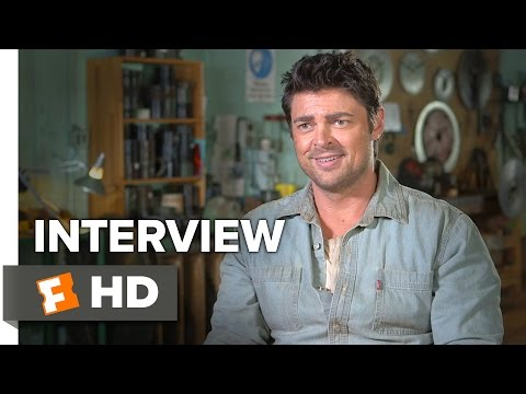 Pete's Dragon Interview - Karl Urban (2016) - Fantasy Movie