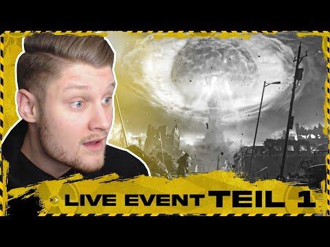 Das WARZONE NUKE EVENT ist da 💣  (TEIL 1) LIVE REACTION | STYLERZ Uncut
