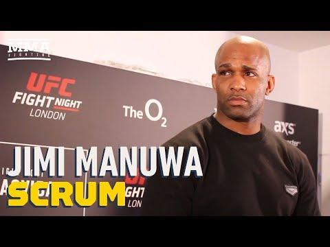 Jimi Manuwa believes Johnny Walker could 'possibly' give Jon Jones a challenge