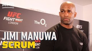 Jimi Manuwa Believes Johnny Walker Could 'Possibly' Give Jon Jones a Challenge - MMA Fighting