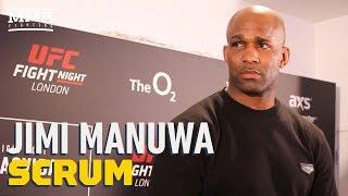 Jimi Manuwa Believes Johnny Walker Could 'Possibly' Give Jon Jones a Challenge - MMA Fighting