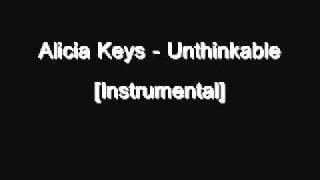 Alicia Keys - Unthinkable [Instrumental] [Download]