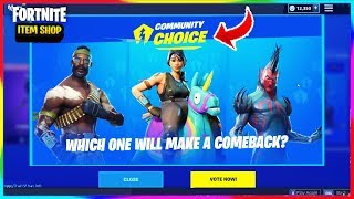 FORTNITE: *NEW* HERE'S HOW THE COMMUNITY CHOICE SYSTEM WORKS! | Fortnite Season 10