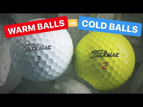 GOLF BALLS HOW TO HIT THEM LONGER
