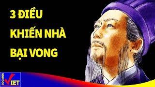 3 Điều Khiến Gia Đình Lụi Bại Cần Tuyệt Đối Tránh Xa - Góc Nhìn Việt