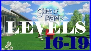 LET'S PLAY THE PEANUTS MOVIE: SNOOPY'S GRAND ADVENTURE | #4 SKIES OF PARIS: ALL LEVELS