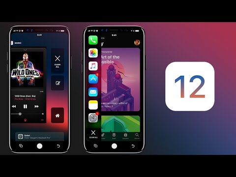 iOS 12 Concept on the iPhone 8 is AMAZING!