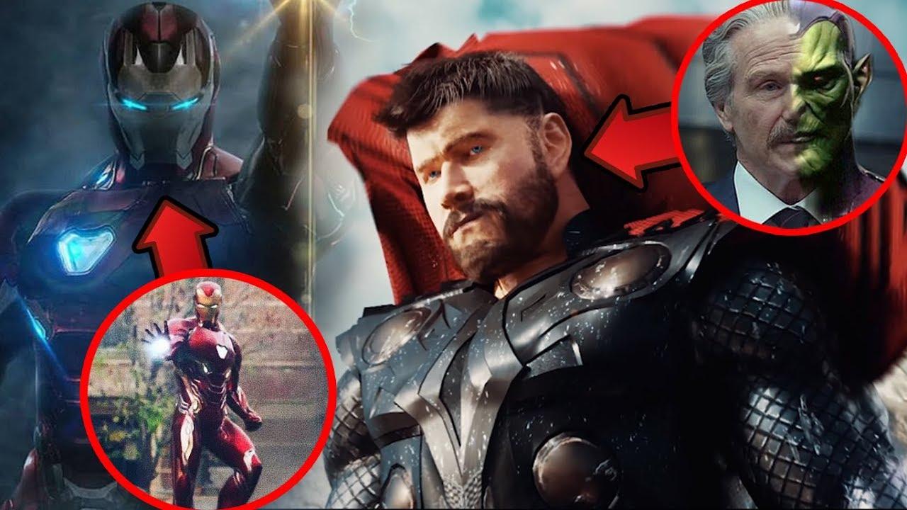 Escenas Post Creditos Capitana Marvel: FILTRADAS LAS DOS ESCENAS POST CRÉDITOS DE AVENGERS 4