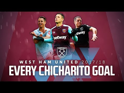 EVERY CHICHARITO GOAL | 2017/18