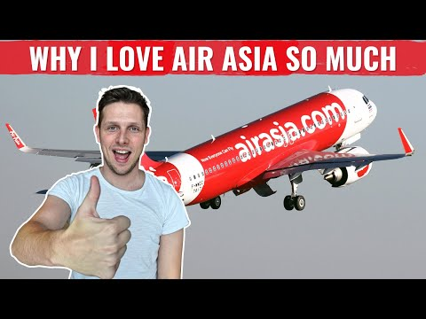 Review: AIR ASIA A320 - THAT'S WHY I LOVE THEM!