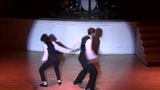"A Night on Jackson Street (11/17) - ""Jive at Five"" - Adam Brozowski & Brittany Johnson"