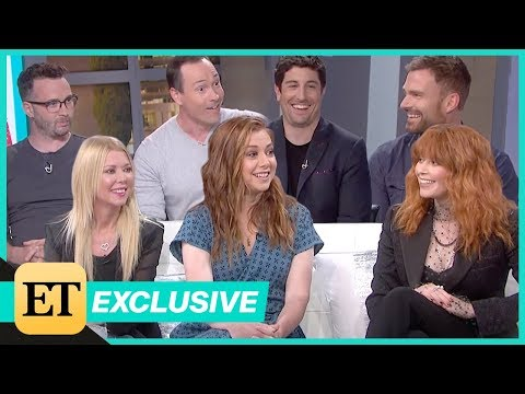 American Pie Reunion: Cast Reveals Set Secrets (Exclusive)
