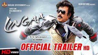 Lingaa Trailer Official HD | Linga Tamil Trailer | Rajinikanth | KS Ravikumar | AR Rahman | Anushka
