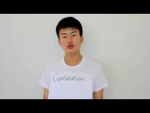 Header of confutation