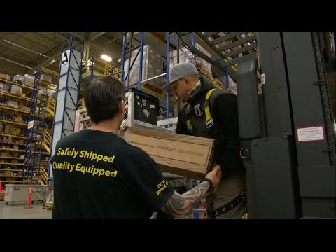 Advance Auto Parts Distribution Center - Enfield, CT   Advance Auto Parts