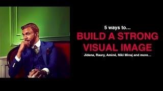 5 طرق لإنشاء بصريا قويا الفنان العلامة التجارية (الجزء 4 من سلسلة صورة)