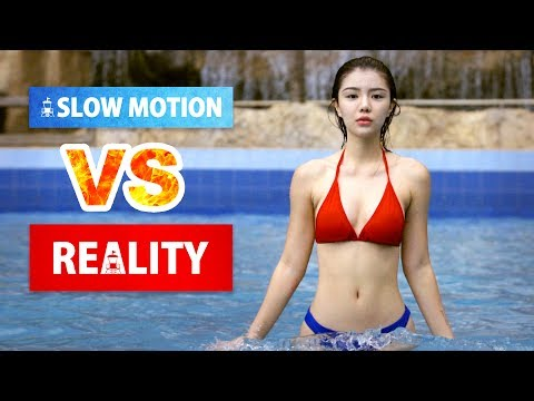 Thumbnail: The Power of SLOW MOTION (Baywatch Parody)