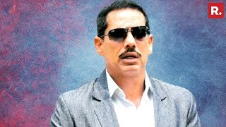 Robert Vadra Reaches ED Office For Further Questioning In Money-Laundering Probe