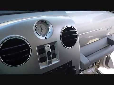 chrysler pt cruiser car stereo removal youtube. Black Bedroom Furniture Sets. Home Design Ideas