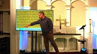 May 30, 2021 Hilmar Covenant Bud Locke Sermon