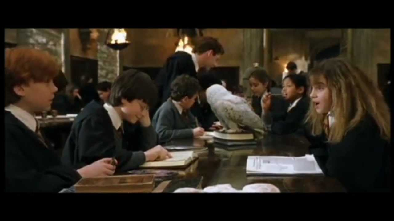 Best ron and hermione scenes 1 7 part 1 youtube - Hermione granger best moments ...