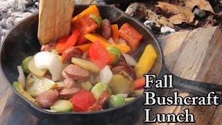 Bushcraft Lunch