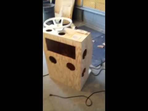 Pontoon restoration console pt 1