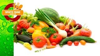 Buzdolabında Sebzeler Nasıl Saklanır