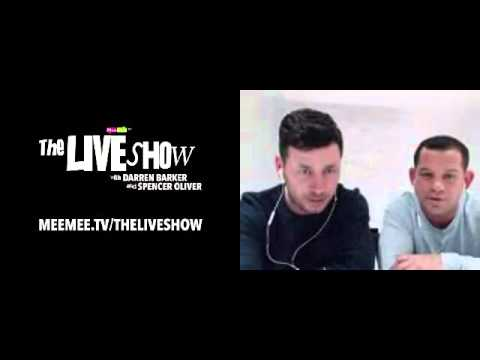 The Live Show Episode 7-Celebrated Actor and boxing fan Jake Wood