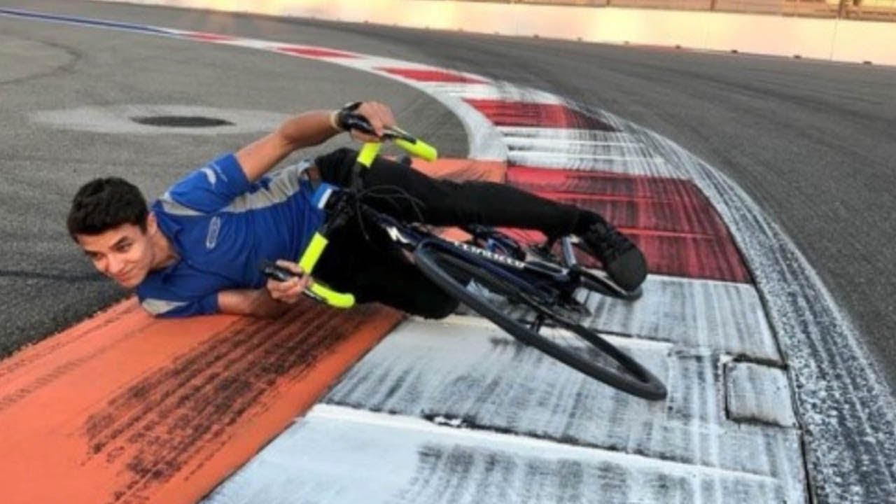 Funny Moments From Lando Norris In F1 Youtube