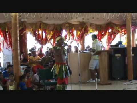 Tuvalu's got talent 2009 ( Laki )