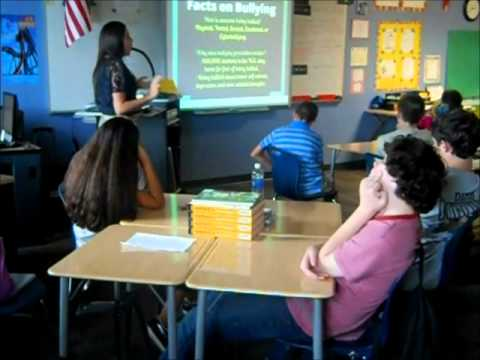 Ms. Massimo's Block 4 Internship Video Lesson: Language Arts - Fact and Opinion - Bullying (2)