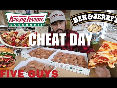 ULTIMATE CALORIE CHEAT DAY MOVIE