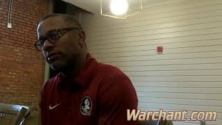 Willie Taggart talks injuries, defense and football facility - Tampa Tour Stop