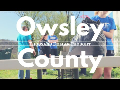 Owsley County: Thousand Dollar Thought