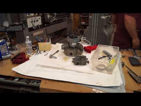 Hydro-Gear Pump Rebuild Part 1