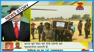 DNA: Why aren't separatists condemning Pak's actions of mutilating bodies of martyrs?