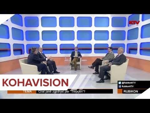 """RUBIKON - CILAT JANË ZGJIDHJET PËR """"TREPÇËN"""" - 21.01.2015"""